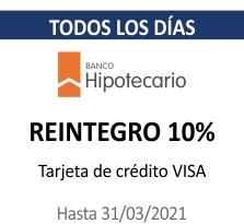 hipotecario marzo 2021